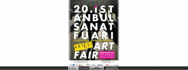 20. İstanbul Sanat Fuarı