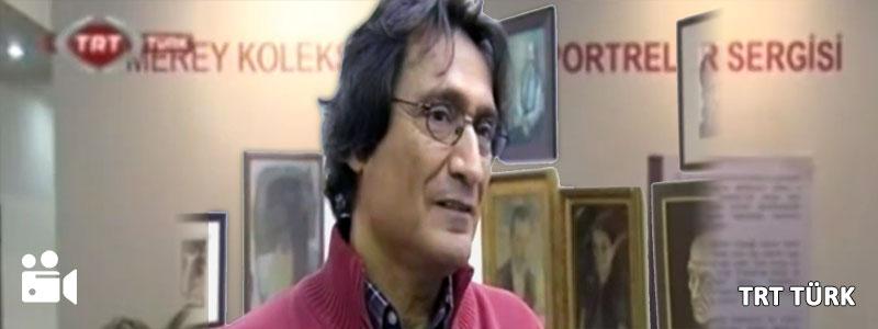 TRT Türk Ahmet Merey Röportajı